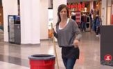 Eclectic Section: Security Officer Gets Trash, Oops!