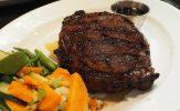 Dinner Grilled Steak Delicious Food Steak Dinner