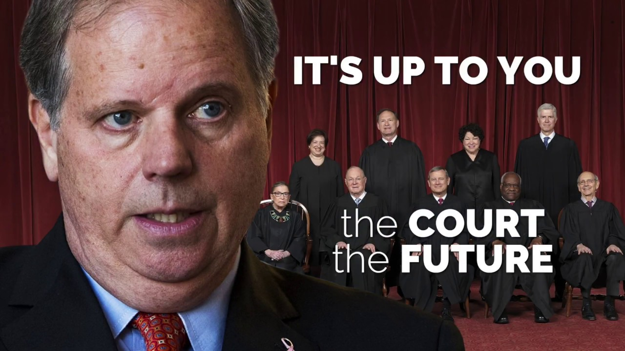 Restore Our Godly Heritage PAC's TV Ad for Judge Roy Moore